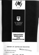 Education  Research and Perspectives