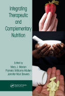 Pdf Integrating Therapeutic and Complementary Nutrition