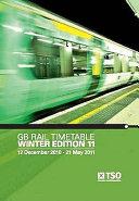 Gb Rail Timetable Winter Edition 11