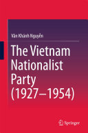 The Vietnam Nationalist Party  1927 1954