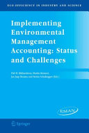 Implementing Environmental Management Accounting: Status and Challenges Pdf/ePub eBook
