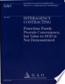 Interagency Contracting