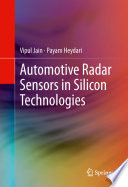 Automotive Radar Sensors in Silicon Technologies
