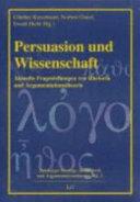 Persuasion und Wissenschaft