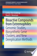 Bioactive Compounds from Extremophiles Book