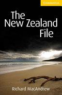 The New Zealand File Level 2 Elementary Lower intermediate