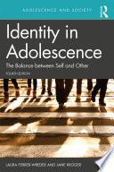 Identity in Adolescence 4e Book