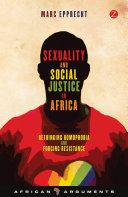 Sexuality and Social Justice in Africa [Pdf/ePub] eBook
