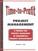 Time To Profit Project Management