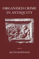 Organised Crime in Antiquity [Pdf/ePub] eBook