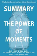 Summary the Power of Moments