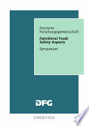 Functional Food  Safety Aspects Book