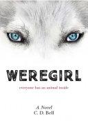 Weregirl Book Cover