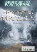 Investigating Miracles