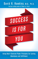 Success Is for You Book