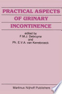 Practical Aspects Of Urinary Incontinence Book PDF