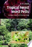 Tropical Forest Insect Pests