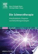 Die Schmerztherapie  : interdisziplinäre Diagnose- und Behandlungsstrategien