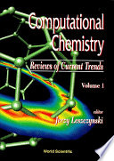 Computational Chemistry Reviews Of Current Trends Vol 1 Book PDF