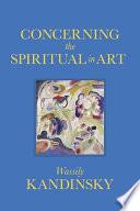 Concerning the Spiritual in Art Book PDF