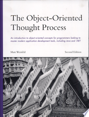 Free Download The Object-oriented Thought Process PDF - Writers Club