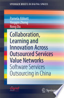 Collaboration Learning And Innovation Across Outsourced Services Value Networks Book PDF