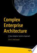 Complex Enterprise Architecture Book