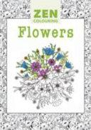 Zen Colouring   Flowers
