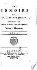 Memoirs of Mrs  C  J      written by herself
