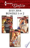 Harlequin Desire July 2014   Bundle 1 of 2 Book PDF