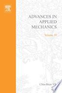 Advances in Applied Mechanics Book