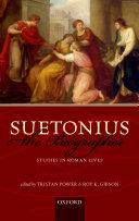 Suetonius, the Biographer