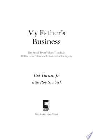 Download My Father's Business Free Books - Dlebooks.net