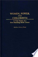 Women  Power  and Childbirth Book