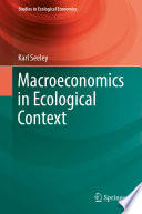 Macroeconomics in Ecological Context