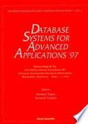 Database Systems For Advanced Applications  97   Proceedings Of The 5th International Conference On Database Systems For Advanced Applications