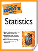 The Complete Idiot s Guide to Statistics