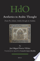 Aesthetics in Arabic Thought