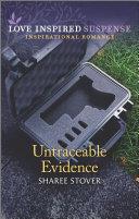 Pdf Untraceable Evidence Telecharger