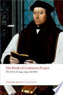 The Book of Common Prayer Book