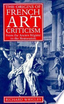 The Origins of French Art Criticism