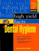 High Yield Facts of Dental Hygiene