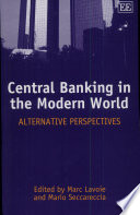 Central Banking in the Modern World