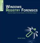 Windows Registry Forensics
