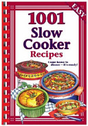 Easy 1001 Slow Cooker Recipes