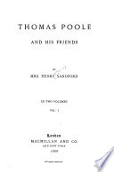 Thomas Poole and His Friends