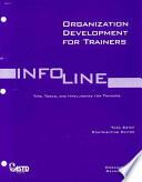 Organization Development For Trainers