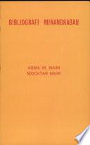 Bibliografi Minangkabau