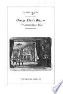George Eliot's Blotter