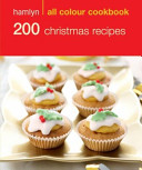 200 Christmas Recipes Book Cover